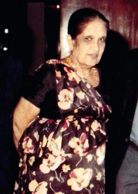 Sirimavo Bandaranaike (1916-2000)