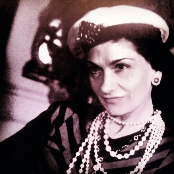 Gabrielle Chasnel, dite Coco Chanel (1883-1971)