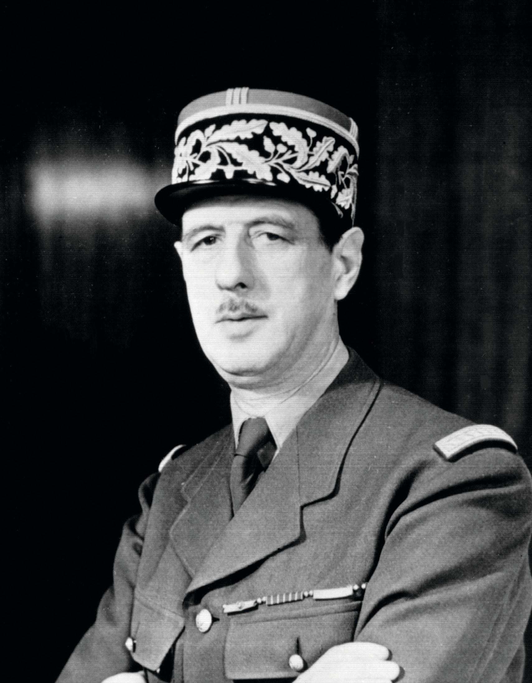 Charles de Gaulle (1890-1970)