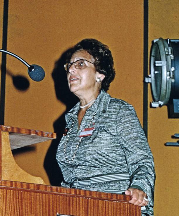 Marcelle Devaud (1908-2008)