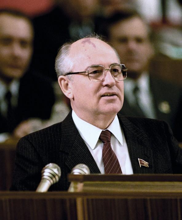 Mikhaïl Gorbatchev (1931)
