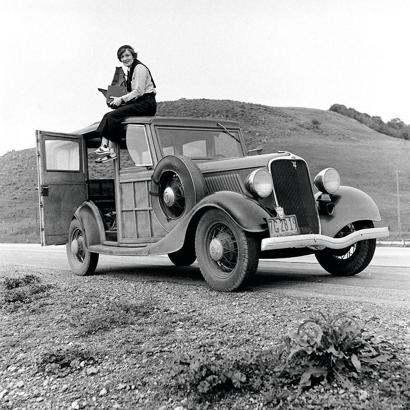 Dorothea Lange (1895-1966)