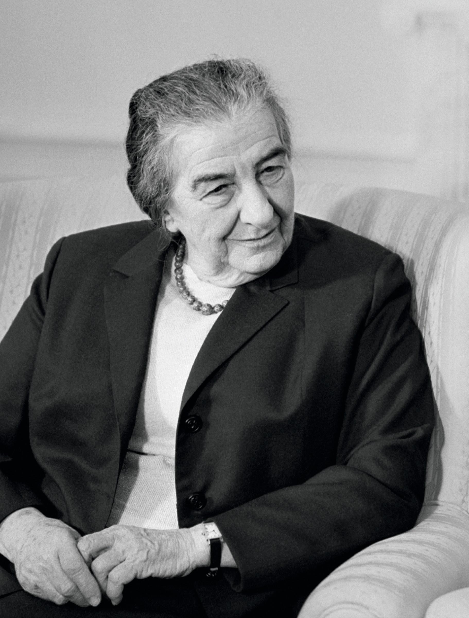 Golda Meir (1898-1978)