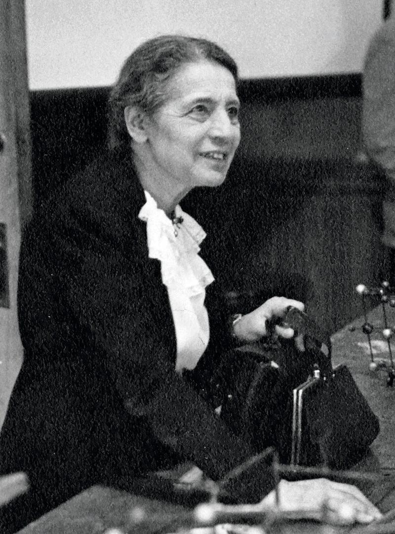 Lise Meitner (1878-1968)