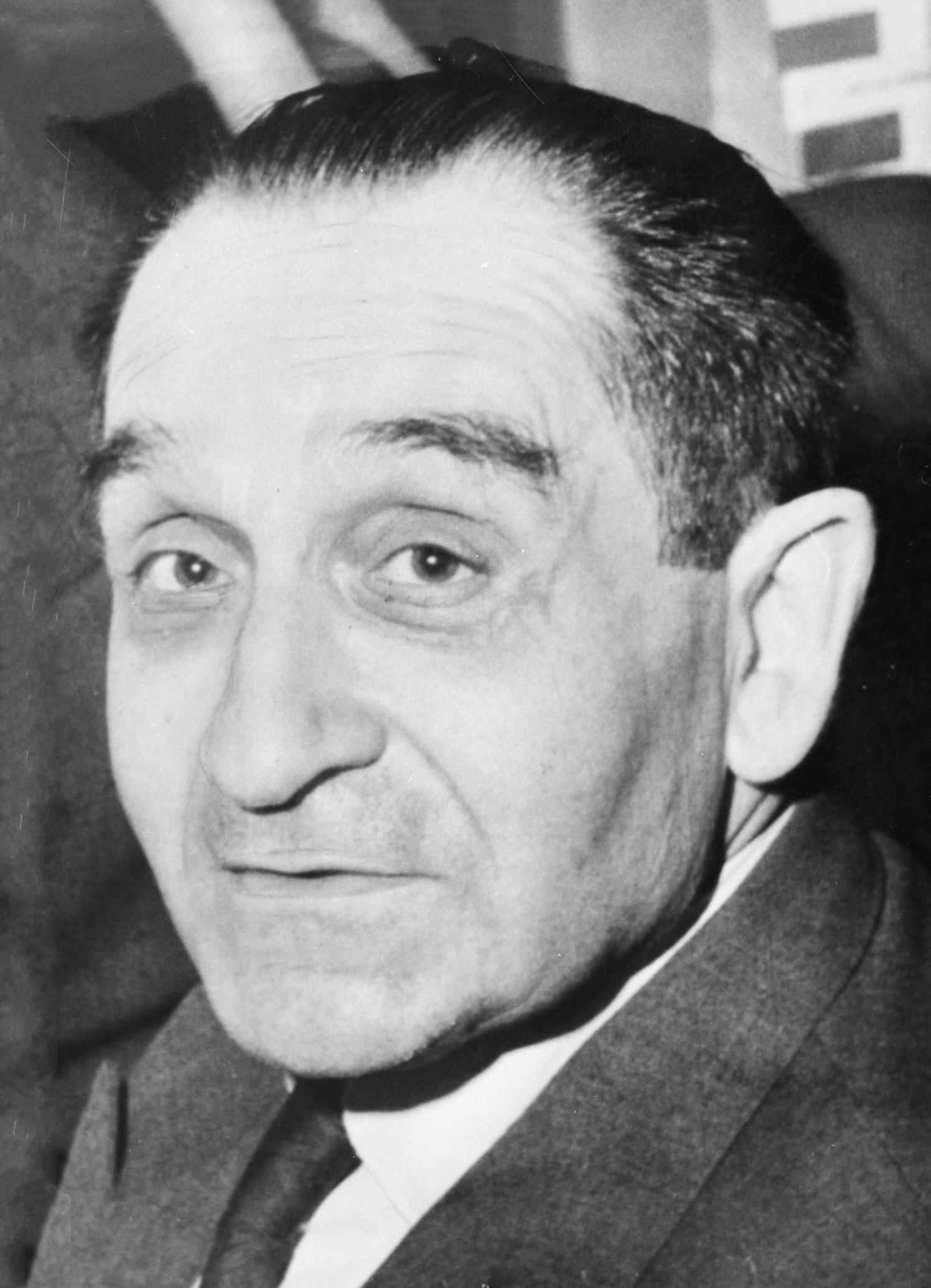 Pierre Mendès France (1907-1982)