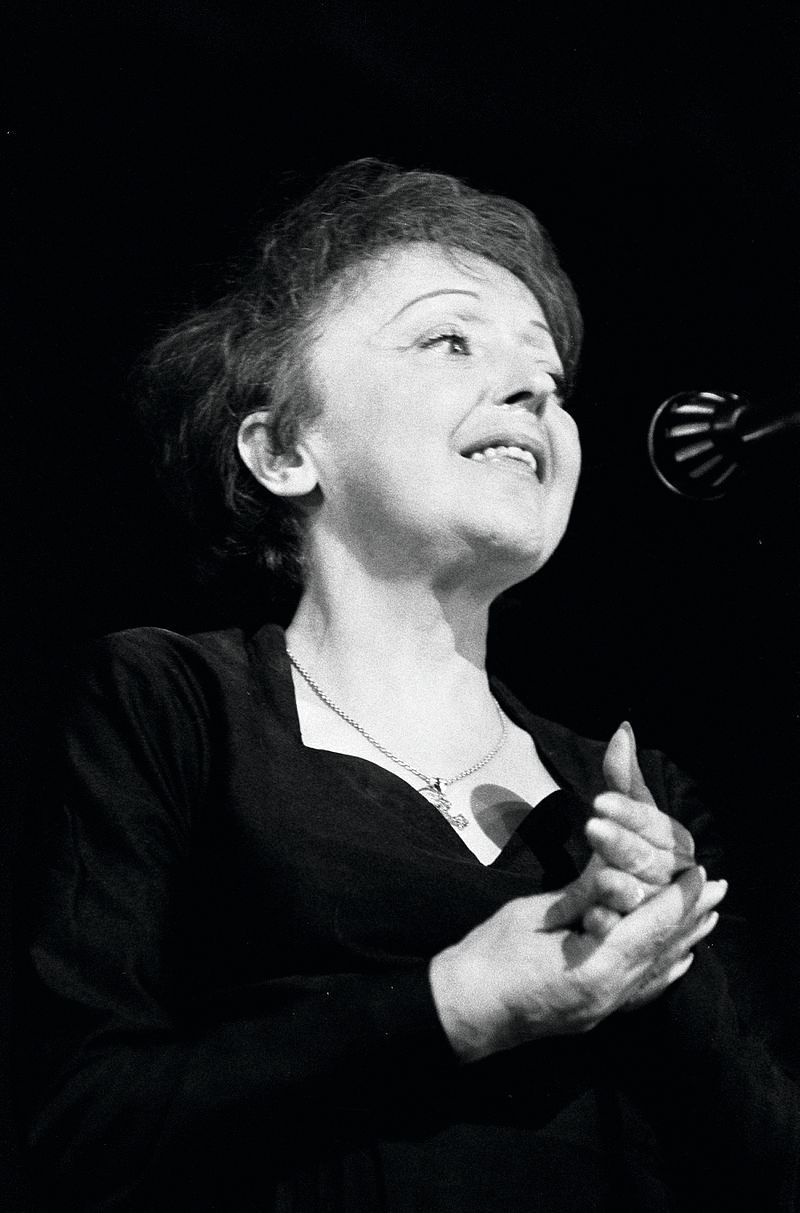 Édith Piaf (1915-1963)