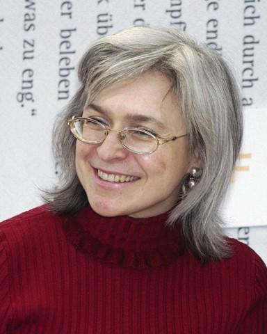 Anna Politkovskaïa (1958-2006)
