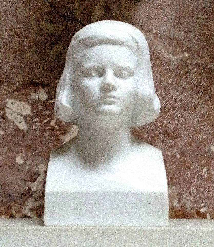 Sophie Scholl (1921-1943)