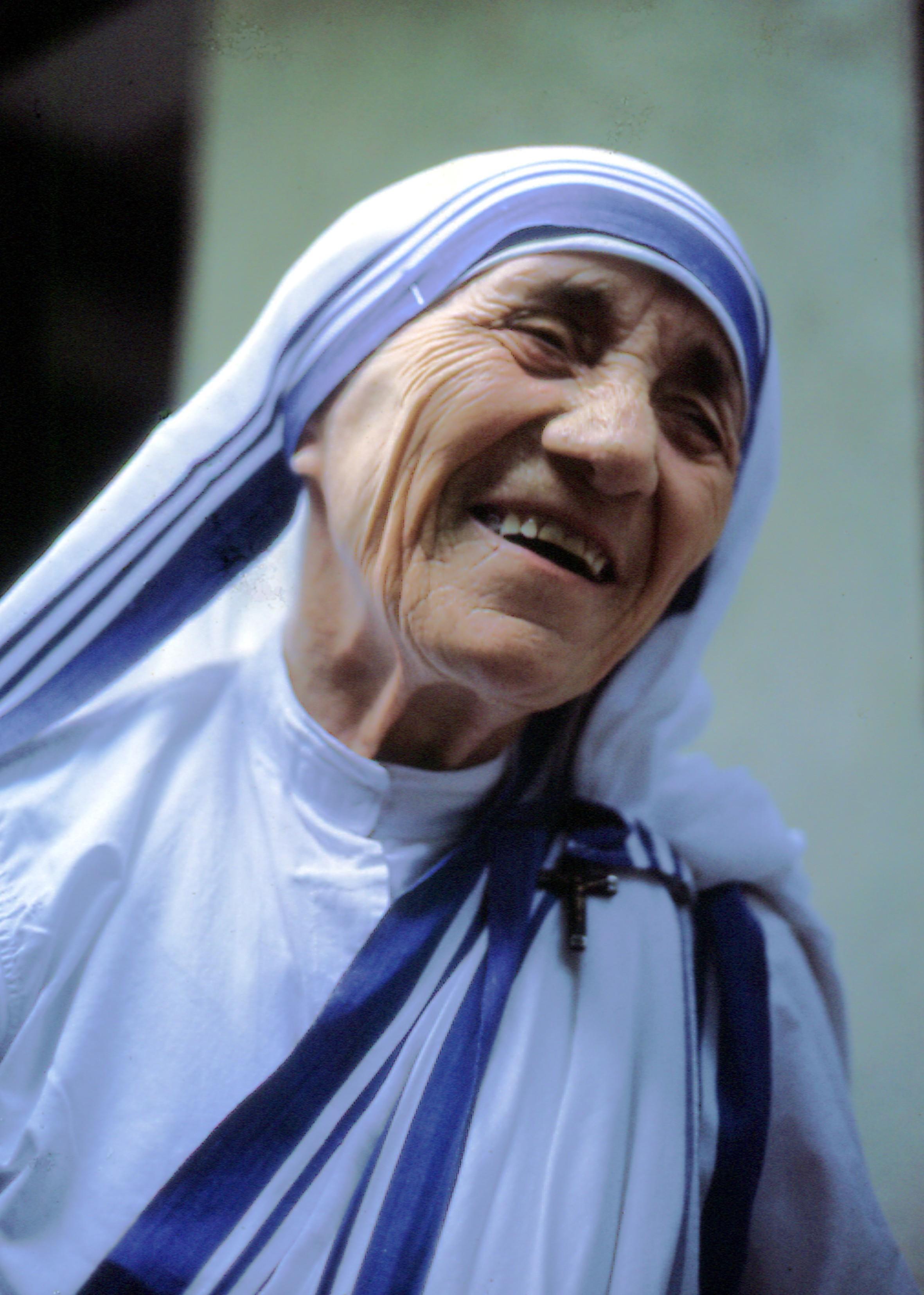 Mère Teresa (1910-1997)