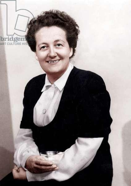 Germaine Tillion (1907-2008)
