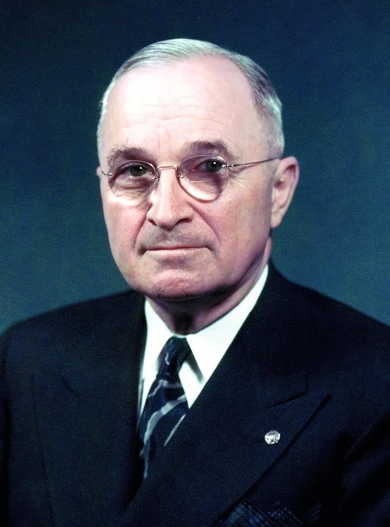 Harry Truman (1884-1972)
