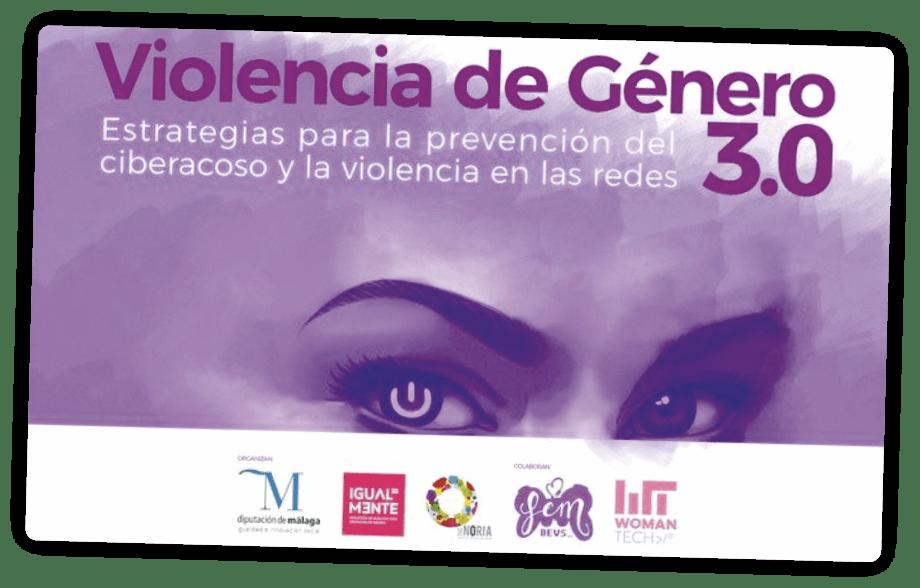 Campaña de prevención del ciberacoso y la violencia en las redes sociales, Diputación de Málaga, 2017