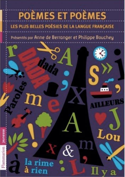 Poèmes et poèmes, les plus belles poésies de la langue française
