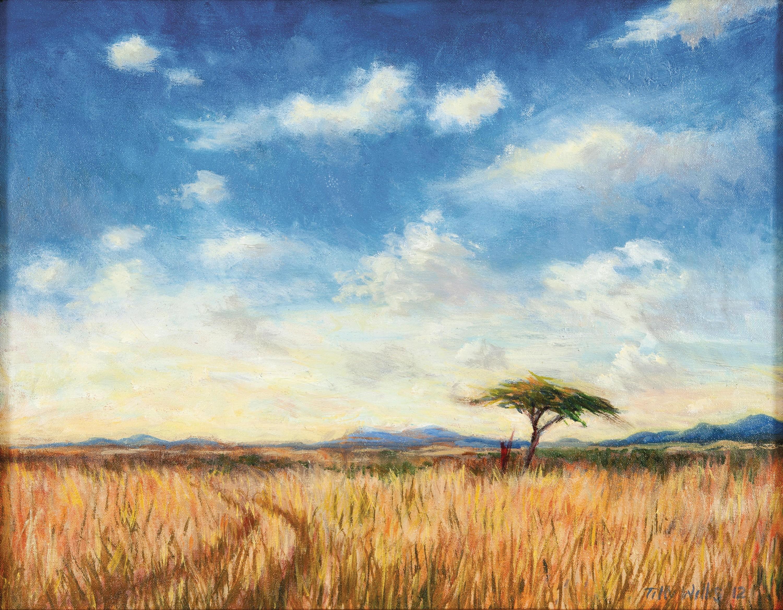 Paysage de Mara