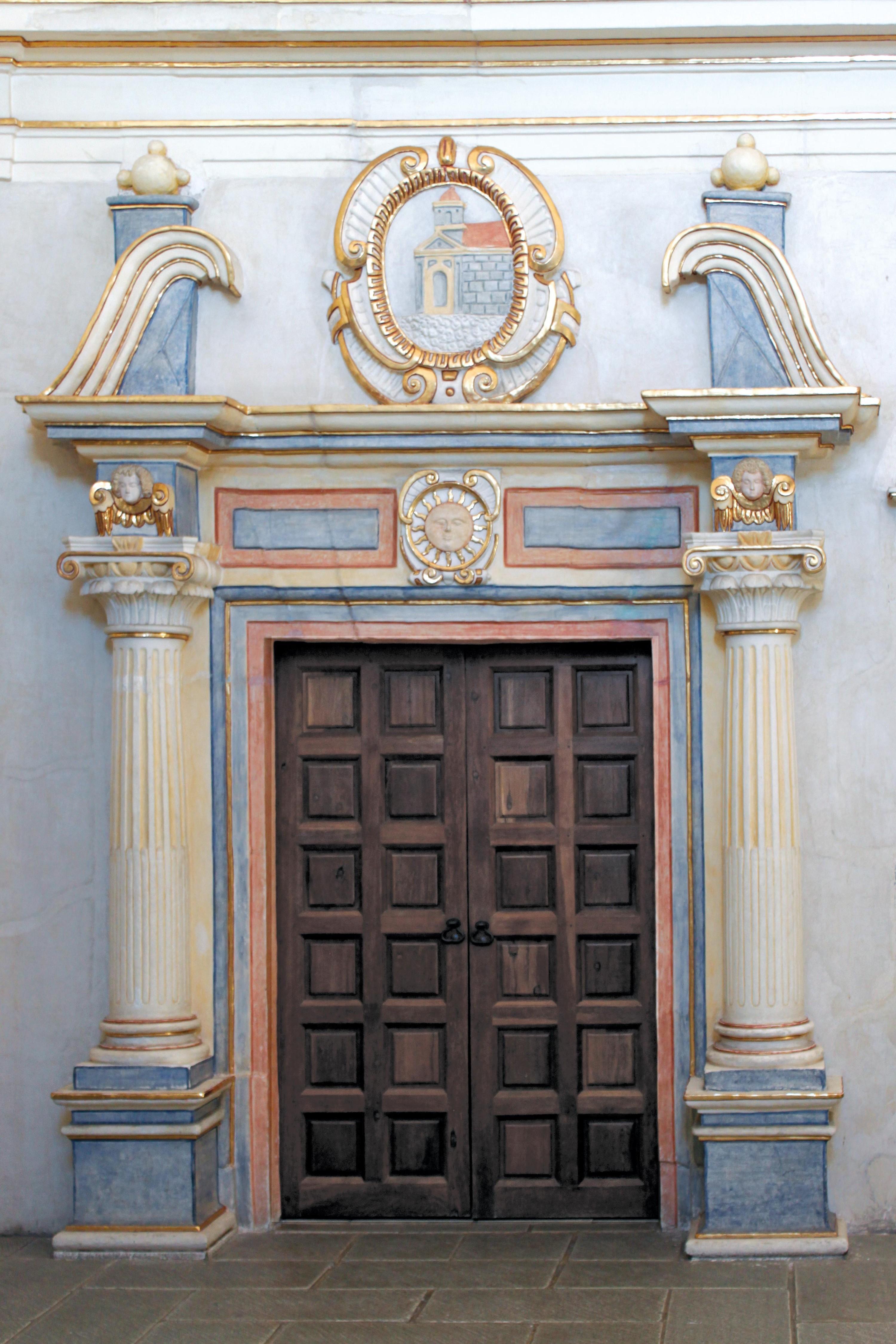 Ex. 7 Portes de musée