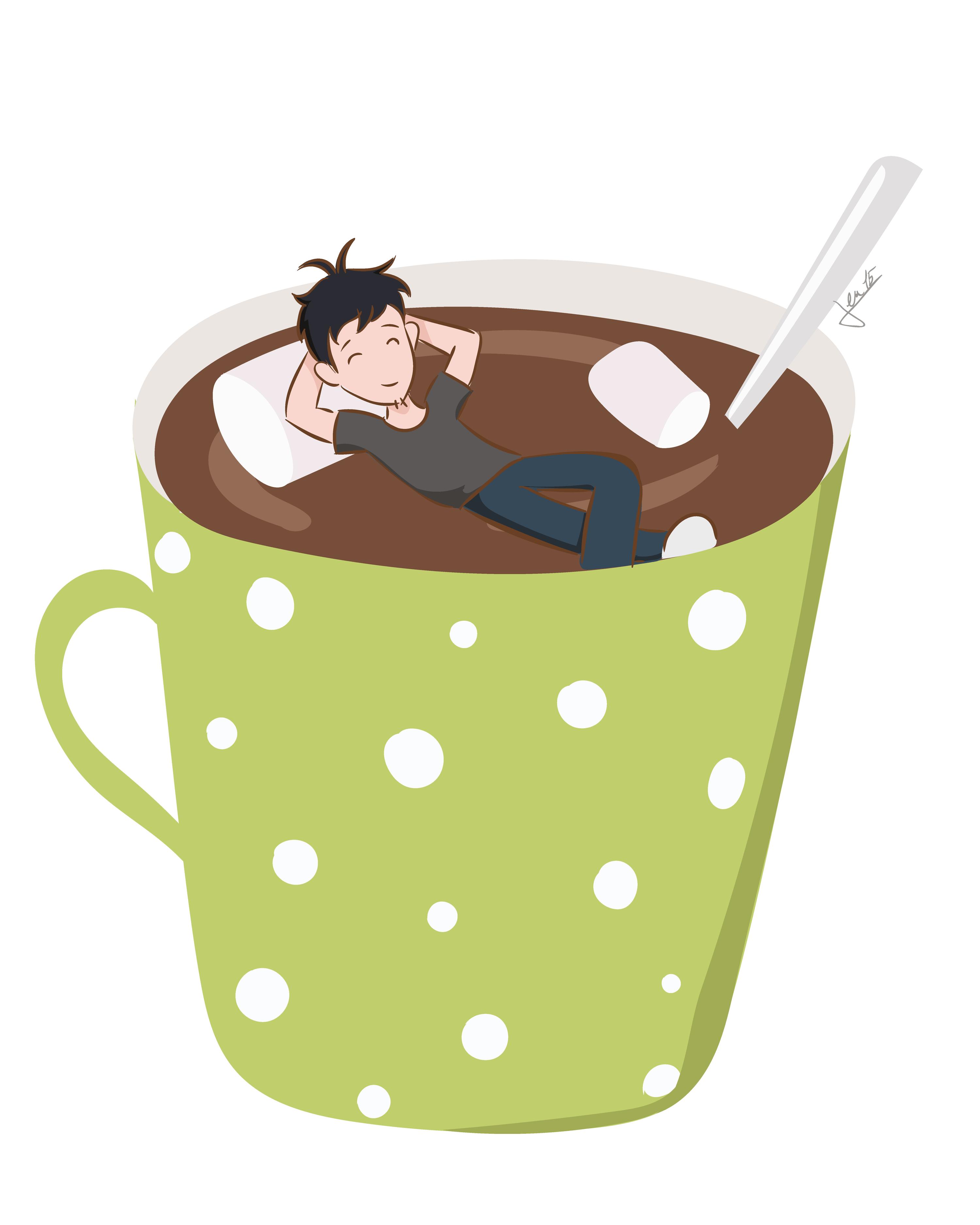 Ex. 2 Le café du matin
