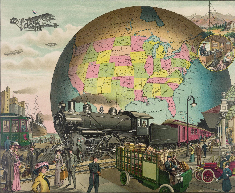 Ex. 12 Technologie en 1910