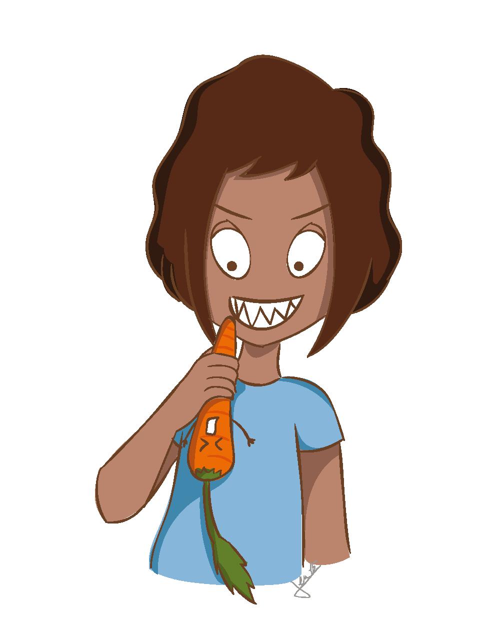 Ex. 2 Le cri de la carotte