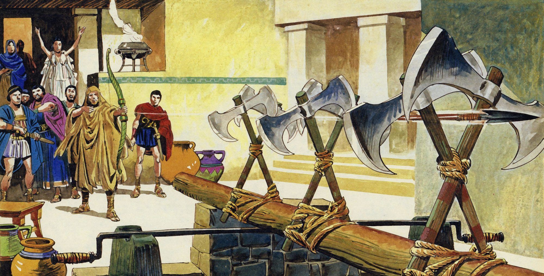 L'épreuve de l'arc