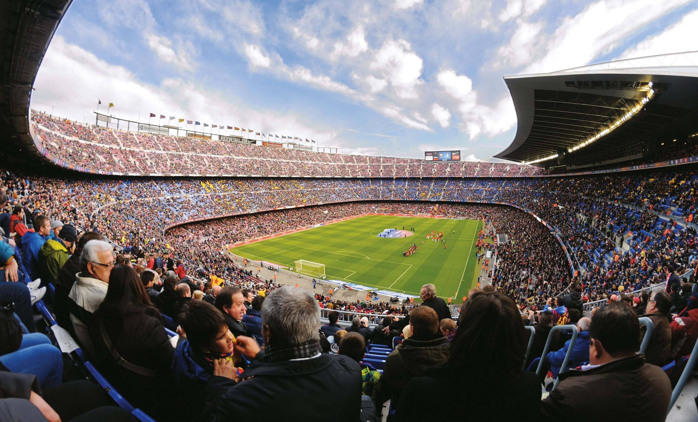 Ex. 7 Camp Nou Stadium