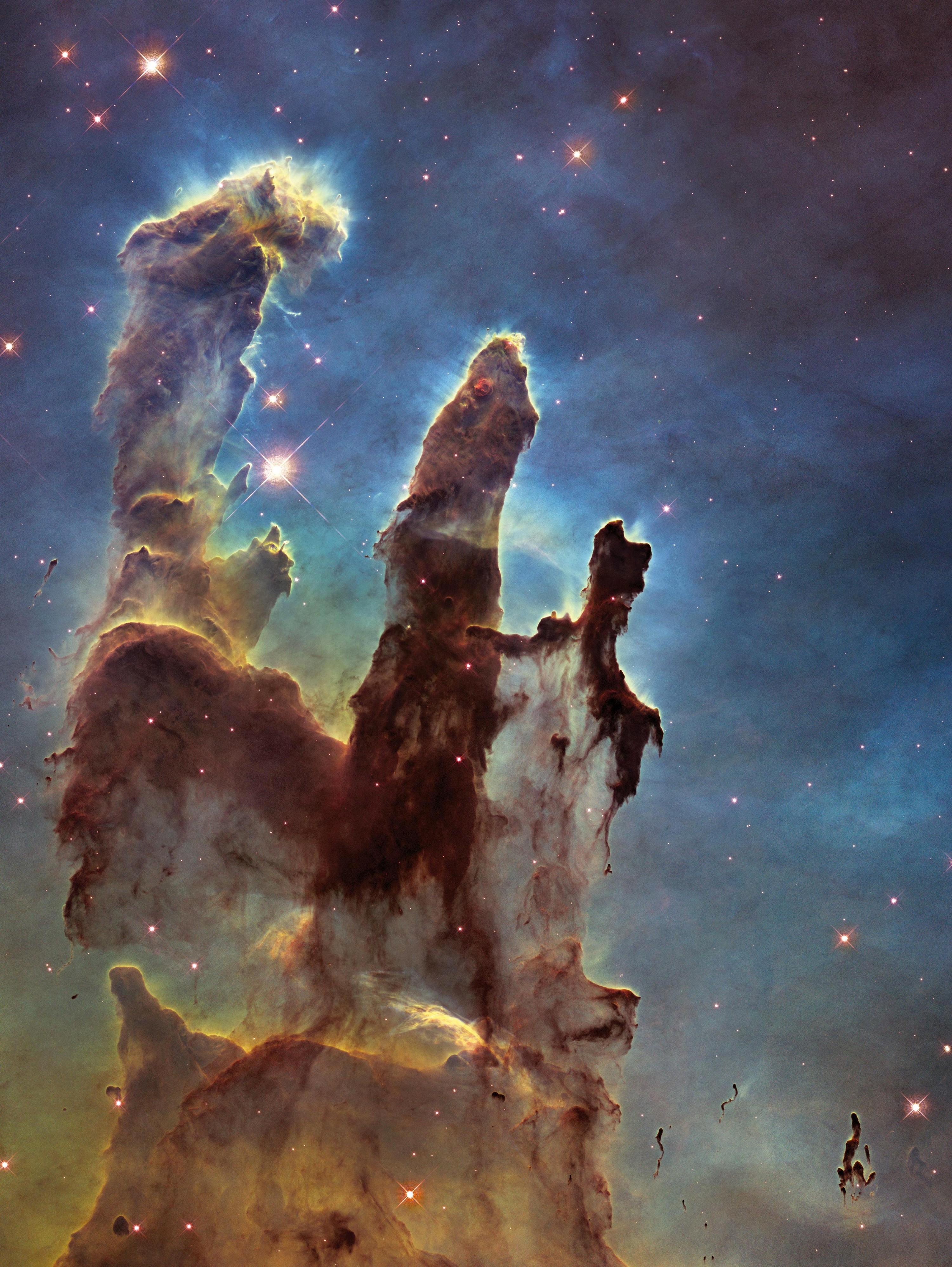 Les Piliers de la création