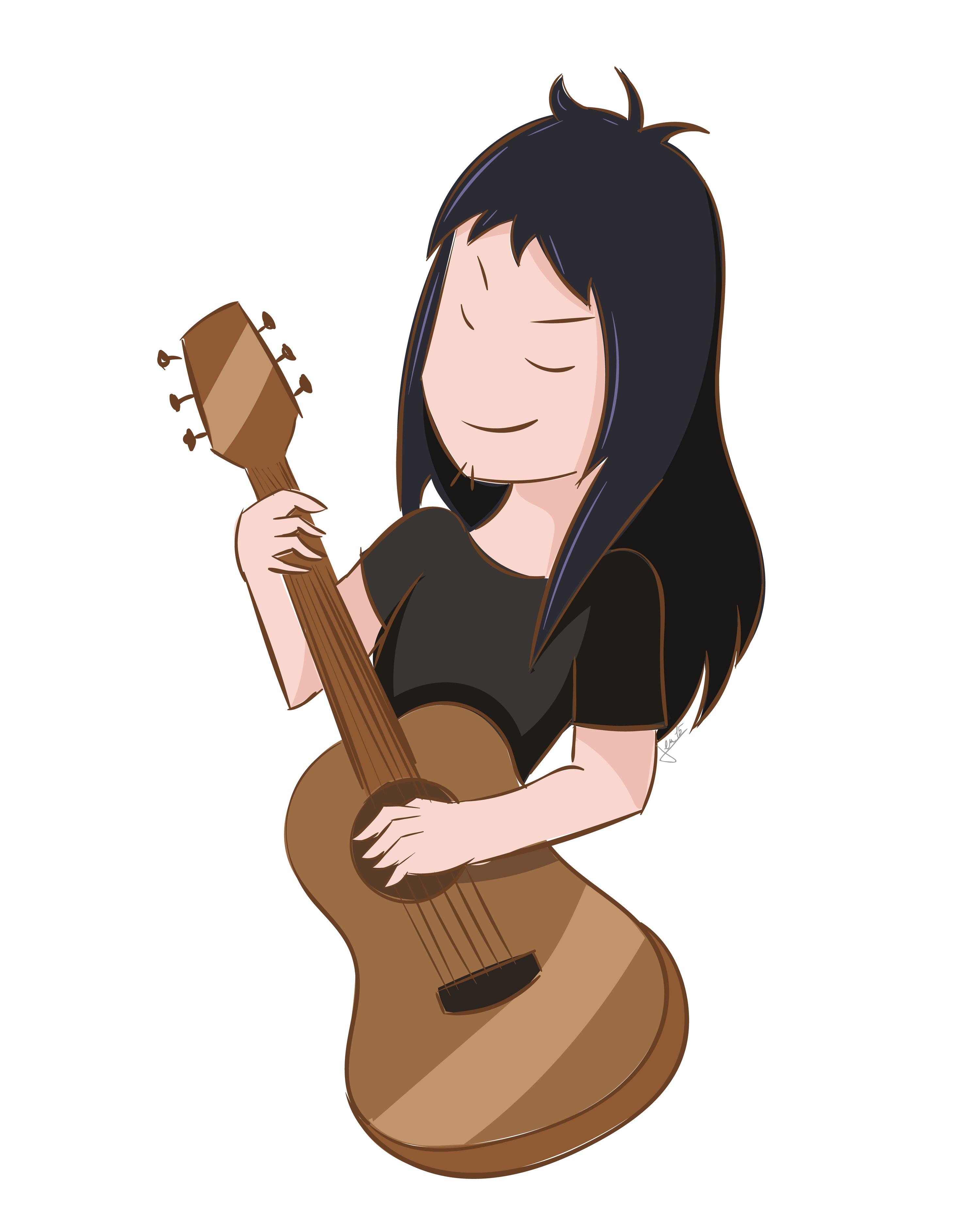 Ex. 1 Solo de guitare