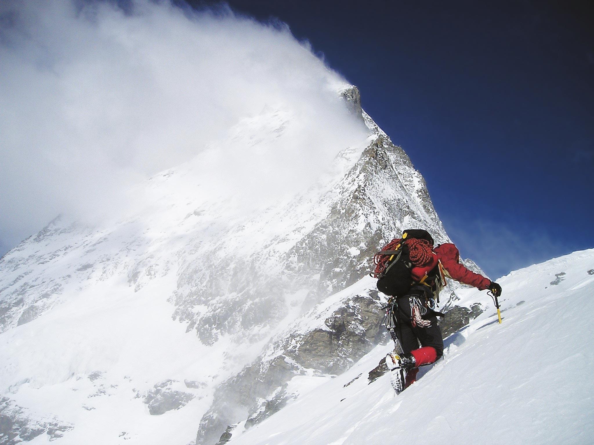 Ex. 9 Ascension alpine