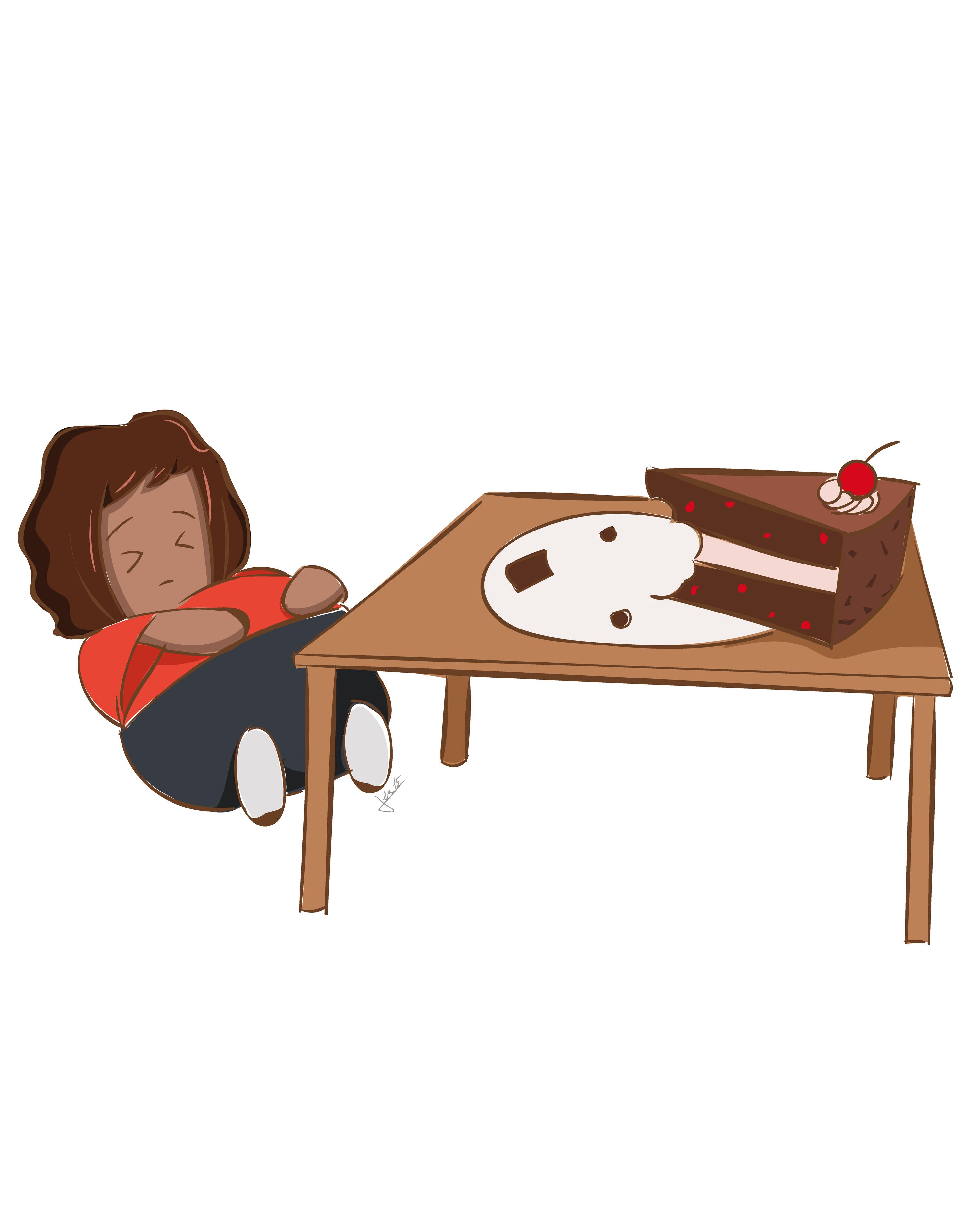 Ex. 1 Trop de gâteau