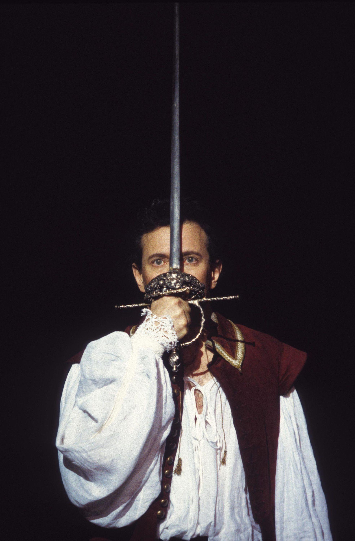 Le Cid,  avec Francis Huster