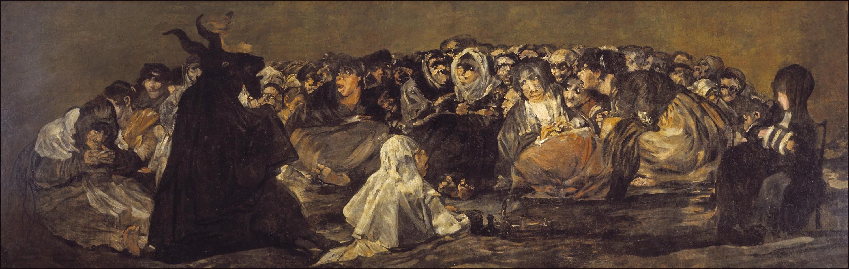 Le Sabbat des sorcières (ou Le Grand Bouc)