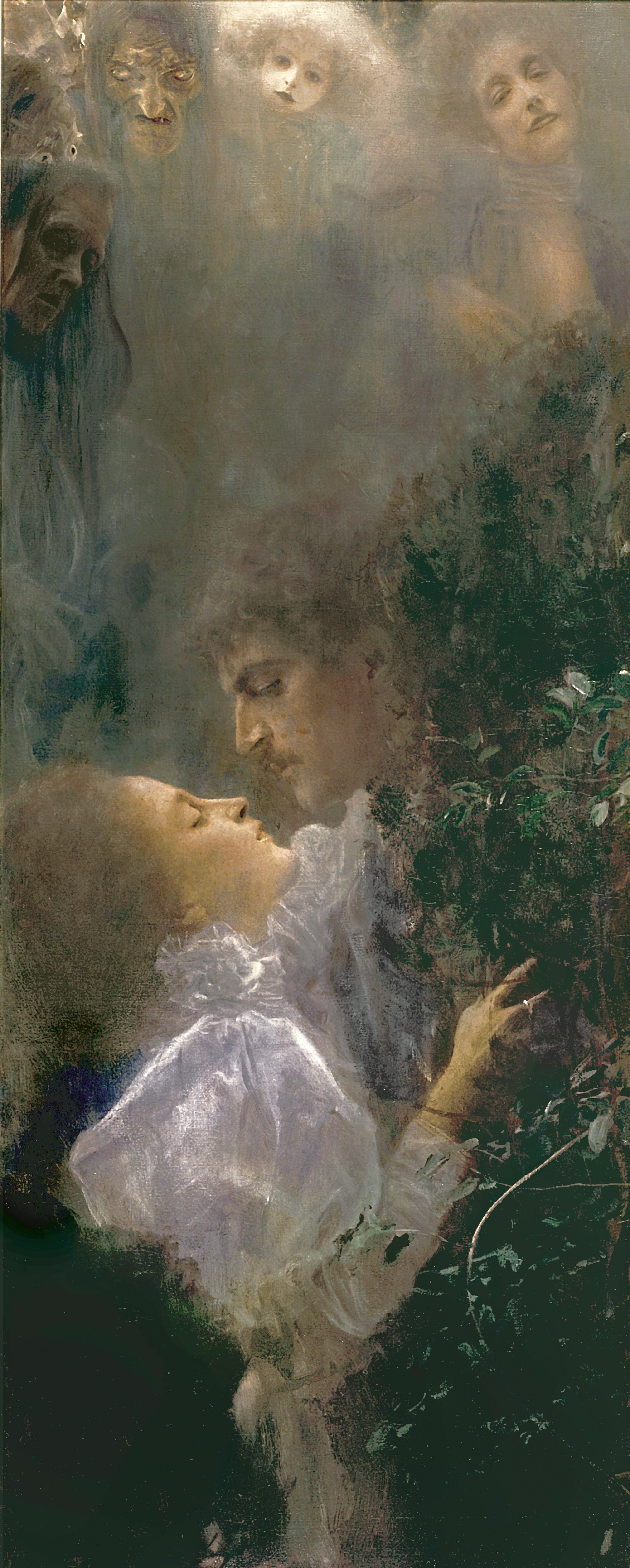 Allégorie de l'amour