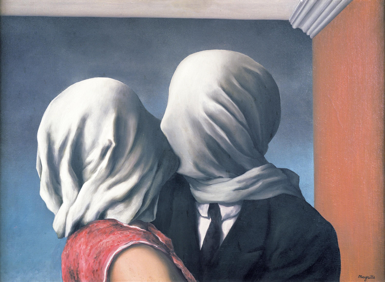 Un baiser voilé