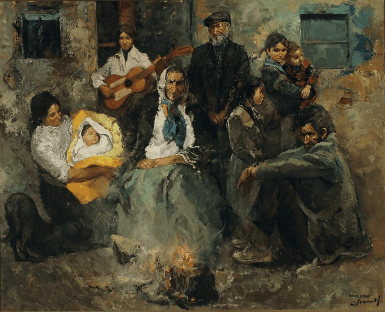 Joan Marti, Familia Gitana