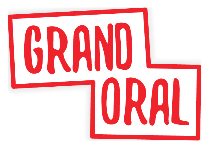 Pictogramme Grand Oral