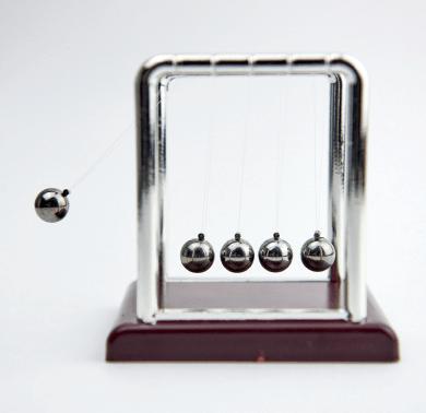 Oscillation d'un pendule