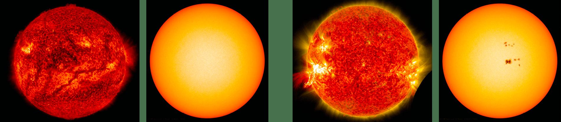Taches solaires