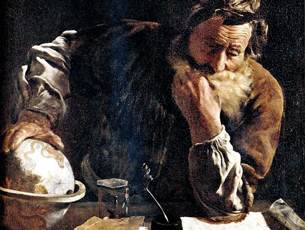 Archimède (287-212 av. J.-C.)