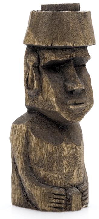 Statue moai