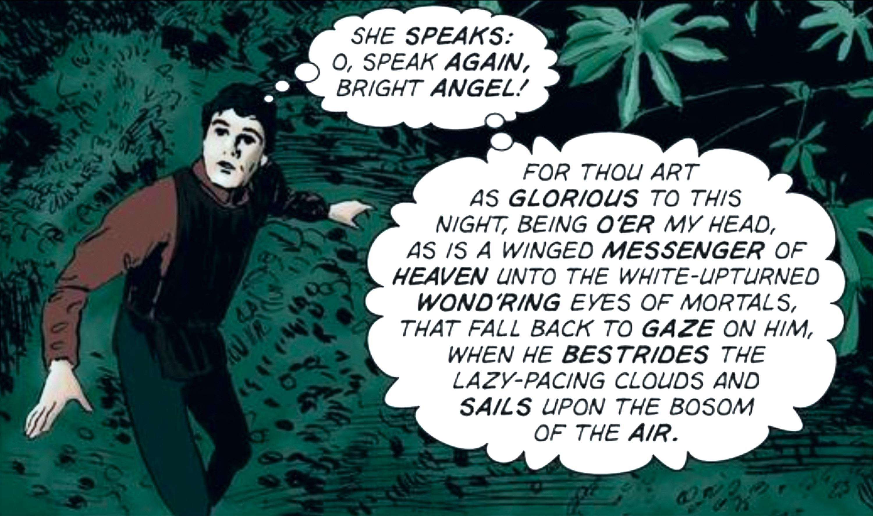 Romeo & Juliet: The Graphic Novel