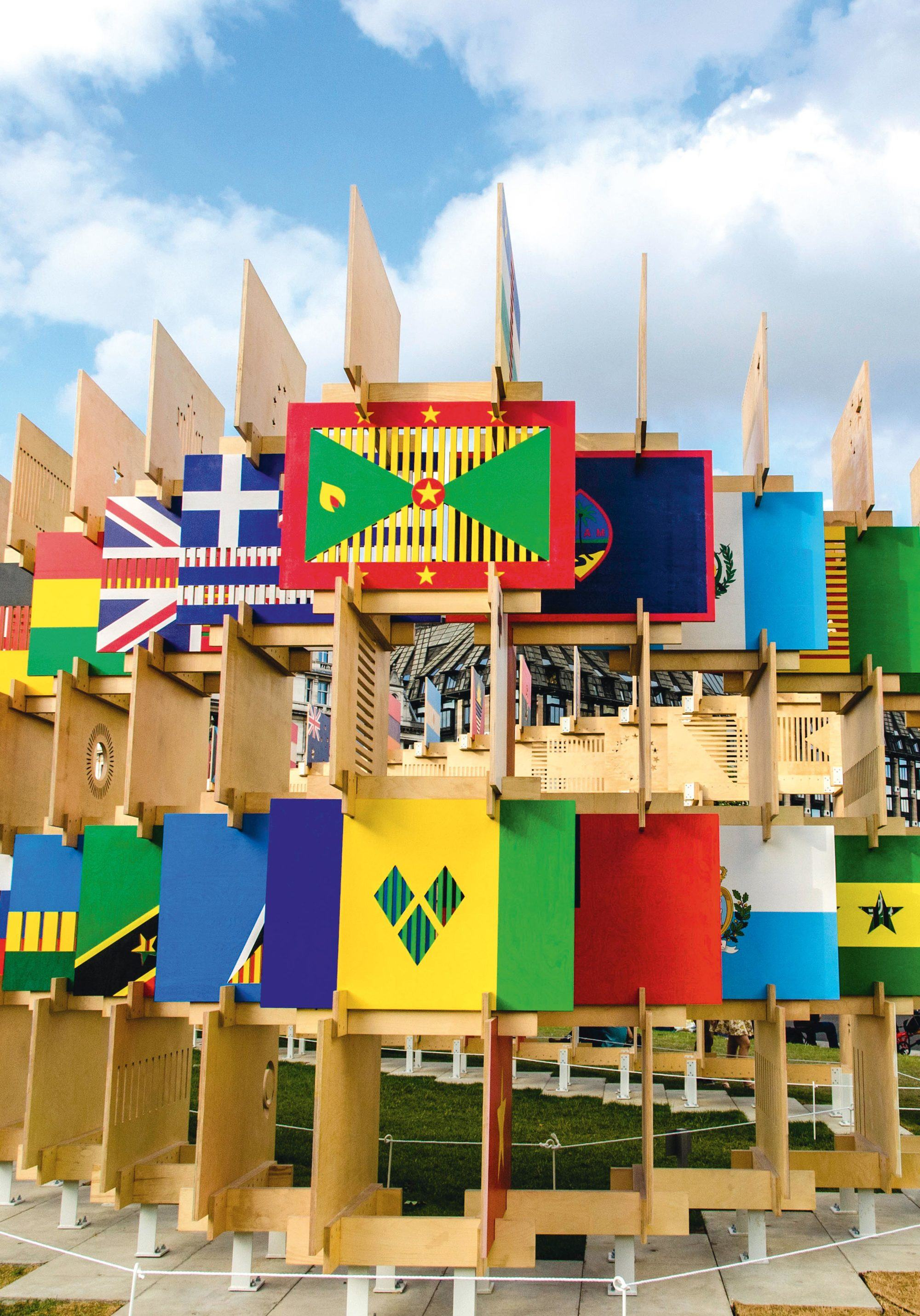 House of Flags