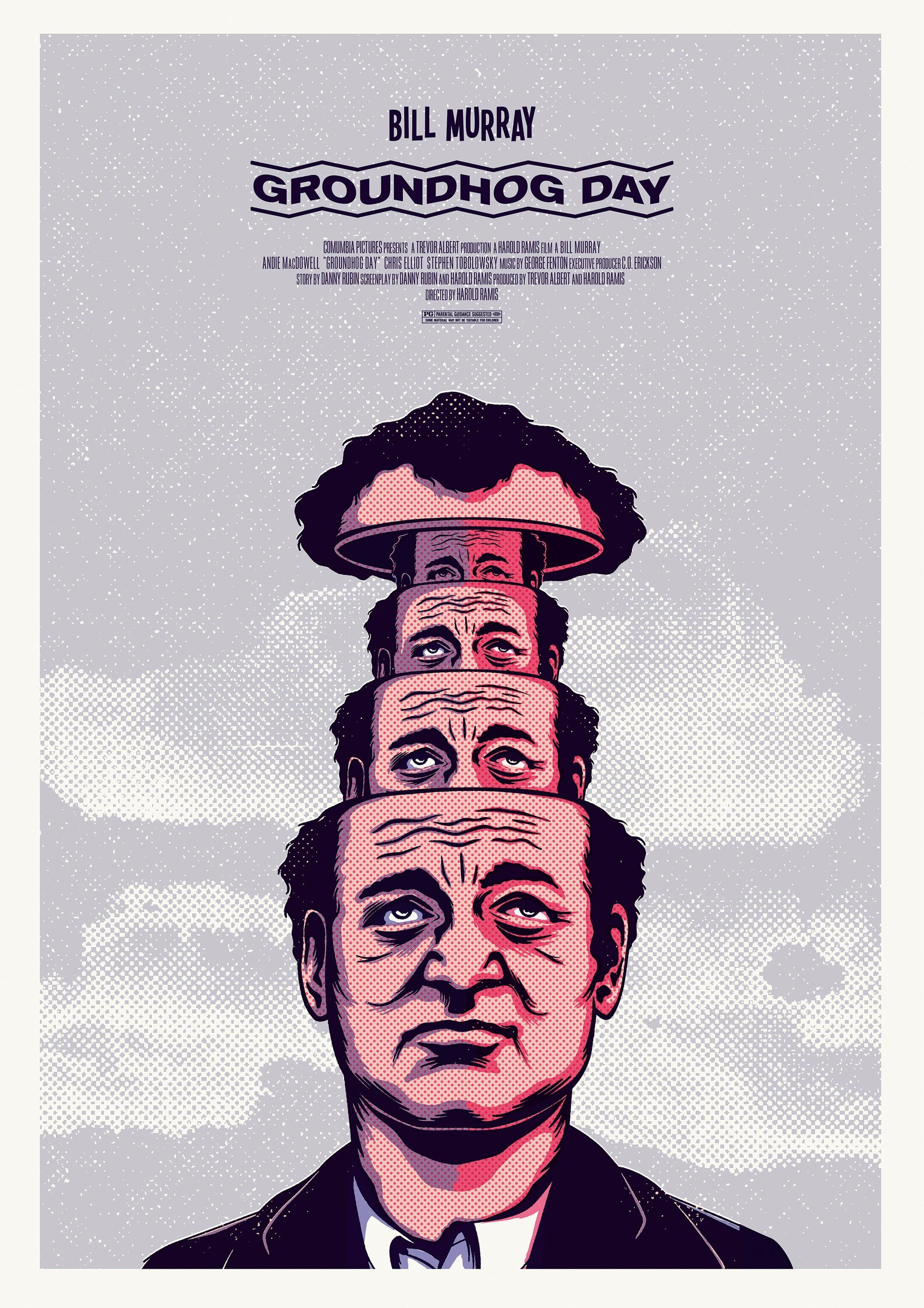 Groundhog Day with Bill Murray