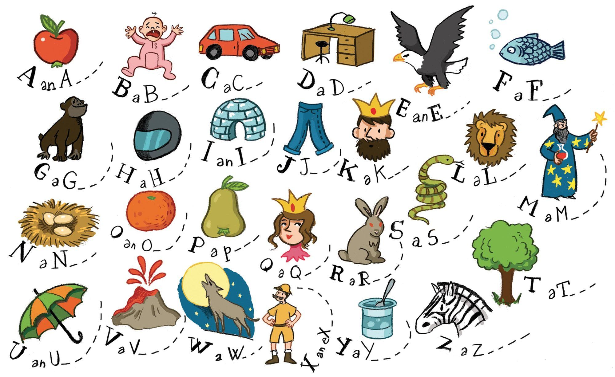 Revise your ABC