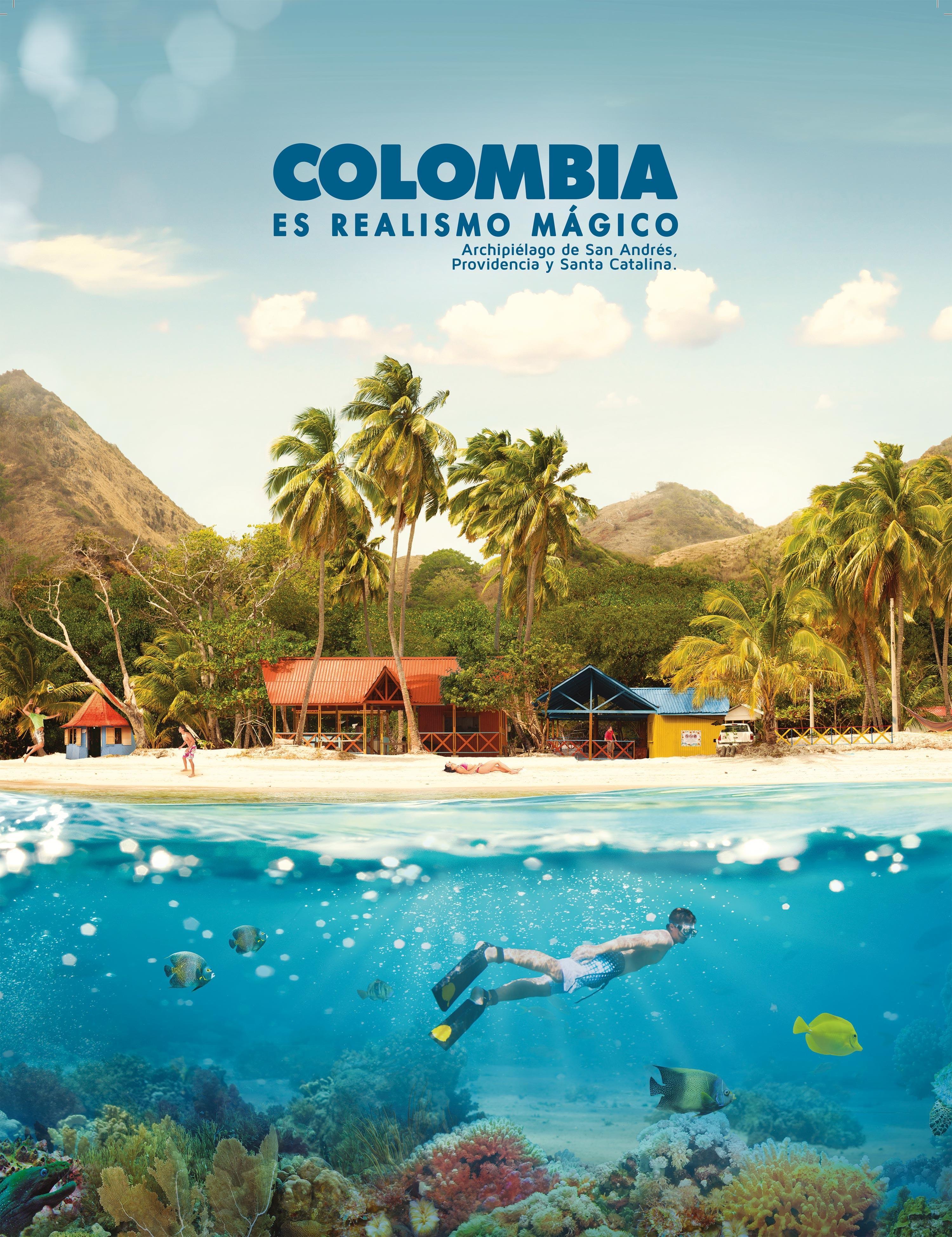 Colombia es realismo mágico
