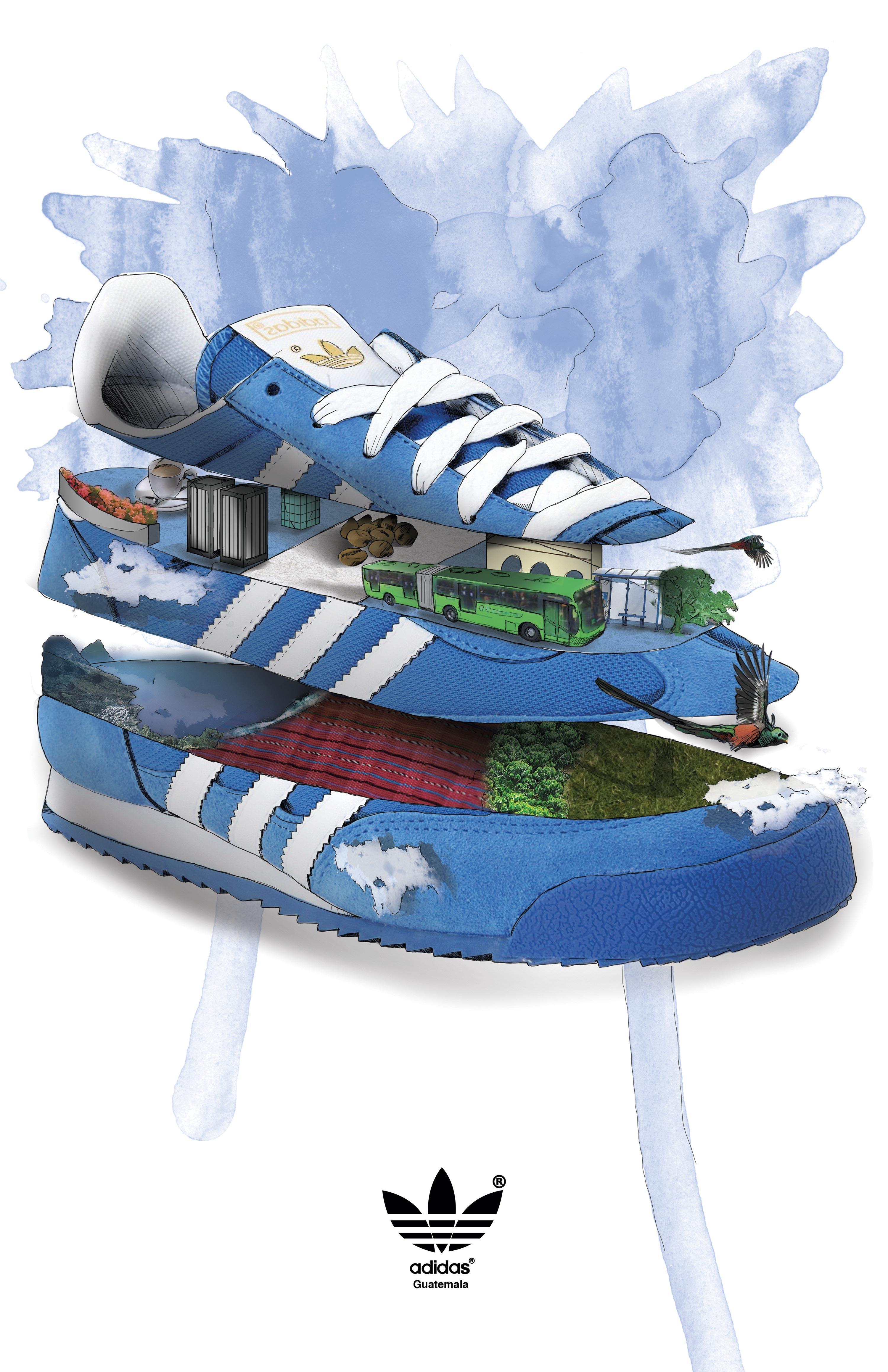 Adidas Guatemala