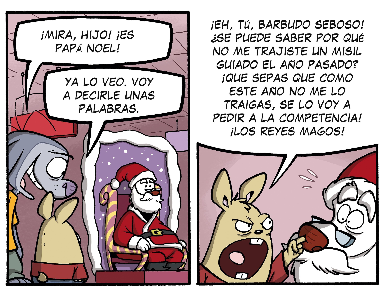 Conejo frustrado n°145