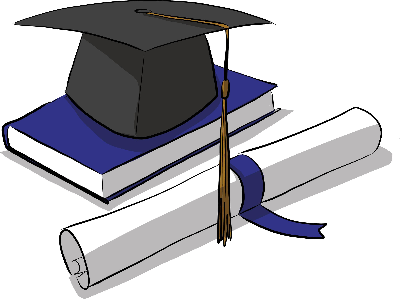 Libro y diploma