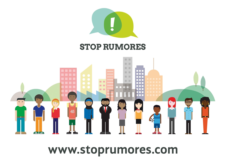 Stop rumores