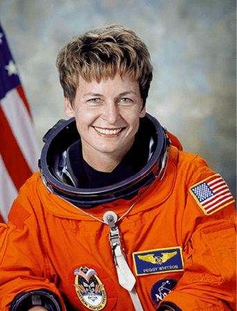 Peggy Whitson, membre de la Mission Proxima
