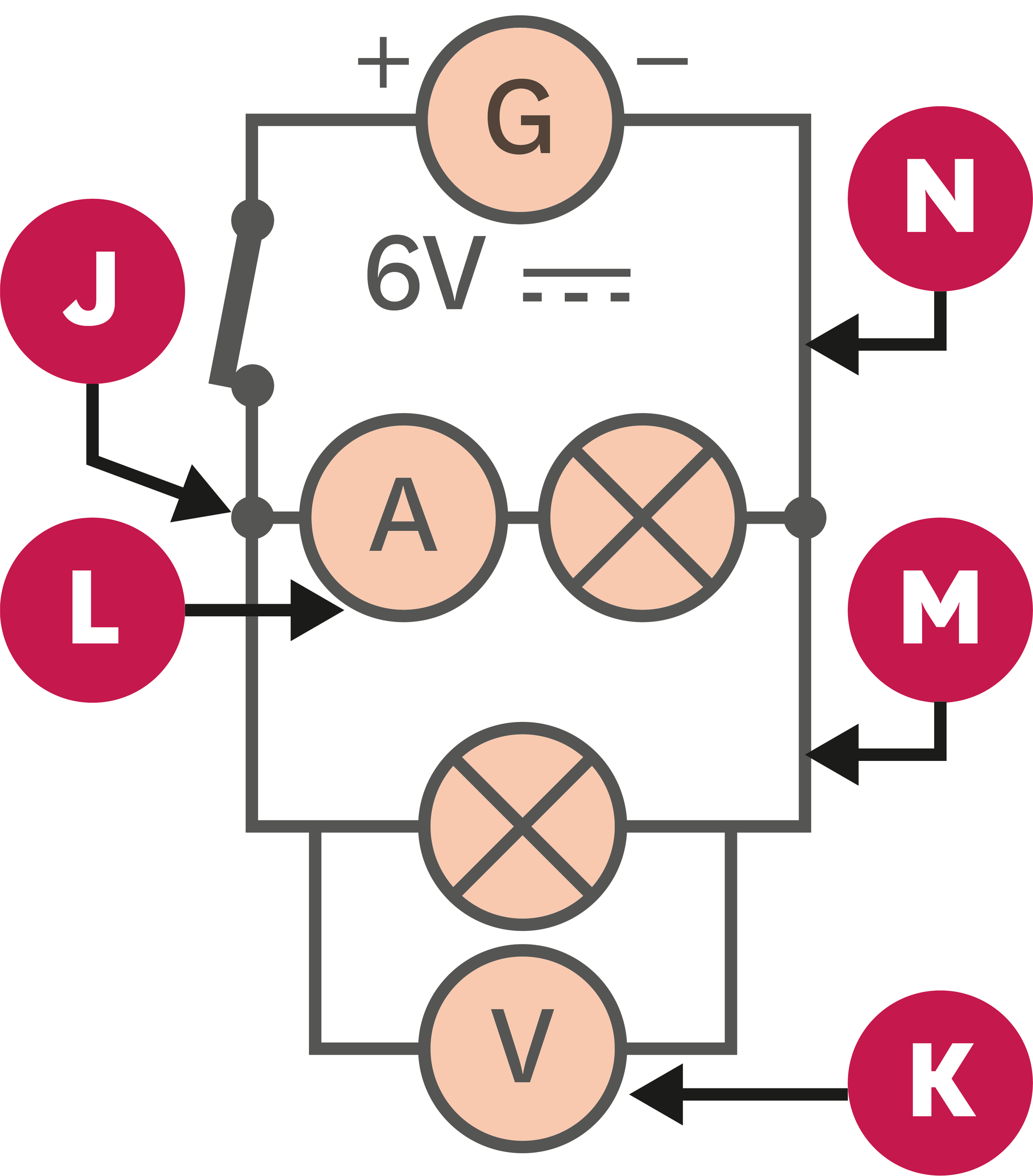 <stamp theme='pc-green1'>Doc. 1</stamp> Circuit en dérivation.