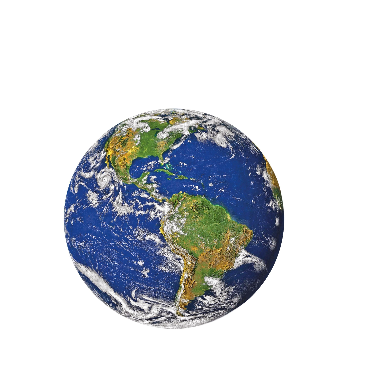 <stamp theme='pc-green1'>Doc. 1</stamp> La planète Terre.